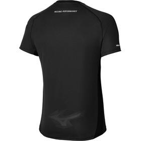 Mizuno DryAeroFlow T-Shirt Herren black